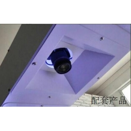 Panoramic camera (SCCD) laser control systems